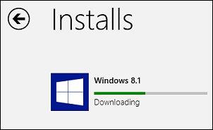 downloading win8.1