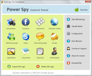 PC Power Spy