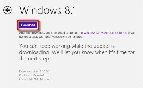win 8.1 download