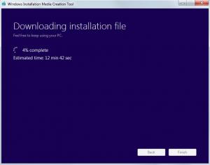 tempo per scaricare windows 8.1
