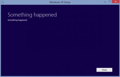 """[Risolto] """"Ops qualcosa è andato storto"""" Windows 10"""