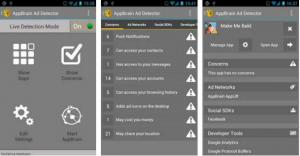 app per trovare app che inviano pubblicità indesiderata su android