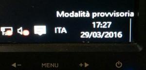 windows 10 modalità provvisoria