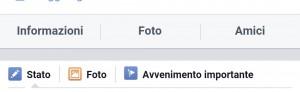 lista amici su facebook mobile